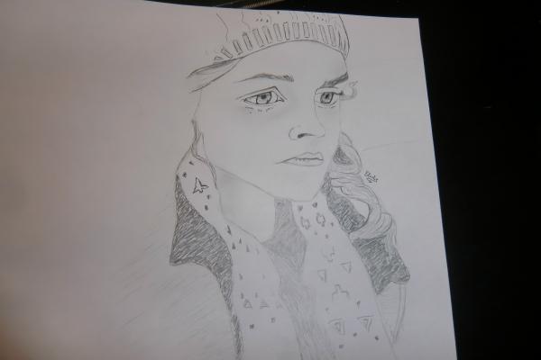 Emma Watson by eyesonfire